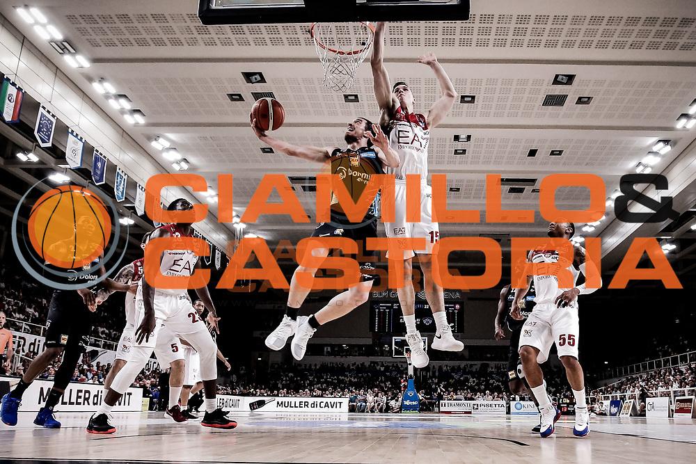 Forray Toto<br /> Dolomiti Energia vs Trentino EA7 Olimpia Milano <br /> Lega Basket Serie A 2017/2018<br /> Finale<br /> Gara 4<br /> Trento, 11/06/2018<br /> Foto A. Gilardi/Ag. Ciamillo Castoria