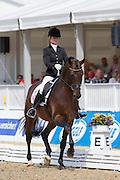 Eva Moller - Bordeaux<br /> FEI World Breeding Dressage Championships for Young Horses 2012<br /> © DigiShots