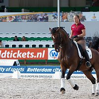 General Views - FEI European Dressage Championships 2011, Rotterdam