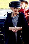 Prinses Beatrix opent nieuwbouw St. Antonius Ziekenhuis in de Utrechtse wijk Leidsche Rijn.<br /> <br /> Princess Beatrix opens new St. Antonius Hospital in Utrecht Leidsche Rijn.<br /> <br /> Op de foto / On the photo: <br /> <br />  Aankomst Prinses Beatrix / Arrival Princes Beatrix