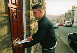 Election canvassing; Yorkshire MR