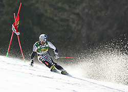 SANDELL Marcus of Finland competes during 10th Men's Slalom - Pokal Vitranc 2014 of FIS Alpine Ski World Cup 2013/2014, on March 8, 2014 in Vitranc, Kranjska Gora, Slovenia. Photo by Matic Klansek Velej / Sportida