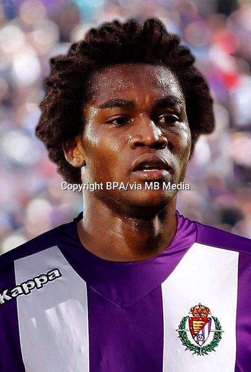 """Mateus Alberto Contreiras Gonçalves """" Manucho """" ( Real Valladolid CF )"""