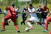30.04.2017; Zuerich; Fussball FCZ Academy - FC Zuerich U17 - Grasshopper Club Rapperswil U17; Sayfallah Ltaief (Zuerich) <br /> (Steffen Schmidt/freshfocus)