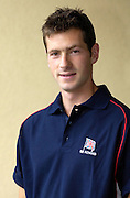 2005 FISA World Cup, Rotsee, Lucerne, SWITZERLAND, 06.07.2005 Team photo's  Hotel Grand Europe Richard Hardy.© Peter Spurrier. .email images@intersport-images..[Mandatory Credit Peter Spurrier/ Intersport Images]
