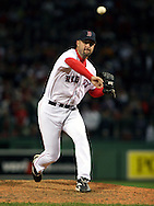 Tim Wakefield, 2004 Boston Red Sox, make a run at history getting through a tough fight with the New York Yankees and then eventually sweeping the St. Louis Cardinals for the World Series title.