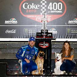 D1707DISF Coke Zero 400 at Daytona International Speedway in Daytona Beach, FL.