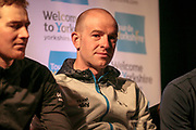 Ian Stannard, team Sky during the Tour de Yorkshire Press Conference at the National Railway Museum, York, United Kingdom on 27 April 2017. Photo by Mark P Doherty.