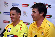 Chennai Superkings Press Conference 9th October