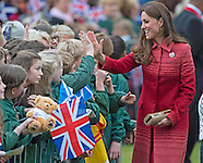 KATE & Prince William Visit Scotland