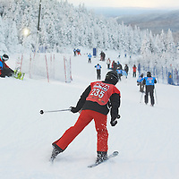 24hrs of Tremblant ,ski race, Event photographer, event photography Quebec Canada