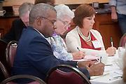 Positioning Appalachia conference. Featuring Senator Sherrod Brown, Bill Wilheim, and Jeff Finkle.