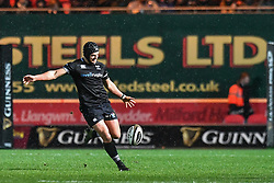 Ospreys' Dan Evans in action during todays match - Mandatory by-line: Craig Thomas/Replay images - 26/12/2017 - RUGBY - Parc y Scarlets - Llanelli, Wales - Scarlets v Ospreys - Guinness Pro 14