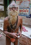 Sadu Guru in Sarnath