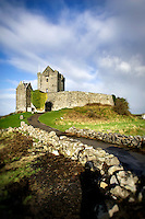 Dunguaire Castle in Kinvarra, Ireland