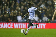 Everton midfielder Idrissa Gueye (17) during the The FA Cup fourth round match between Millwall and Everton at The Den, London, England on 26 January 2019.