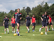 Dundee&rsquo;s Mark O&rsquo;Hara during  Dundee FC pre-season training at Dundee University Grounds, Riverside<br /> <br />  - &copy; David Young - www.davidyoungphoto.co.uk - email: davidyoungphoto@gmail.com