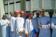Students, Oman University.
