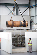 Industrial Photography, Cylinder Liner Man offices