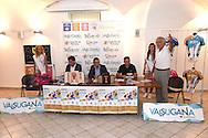 Presentazione della 49° Coppa d'Oro Castello Tesino 1 settembre 2016 © foto Remo Mosna