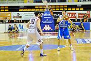 Marco Spissu<br /> Angelico Biella - Banco di Sardegna Dinamo Sassari<br /> Legabasket Serie A Beko 2012-2013<br /> Biella, 20/01/2013<br /> Foto L.Canu / Ciamillo-Castoria