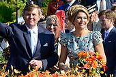 Koningsdag 2014 - Amstelveen en De Rijp