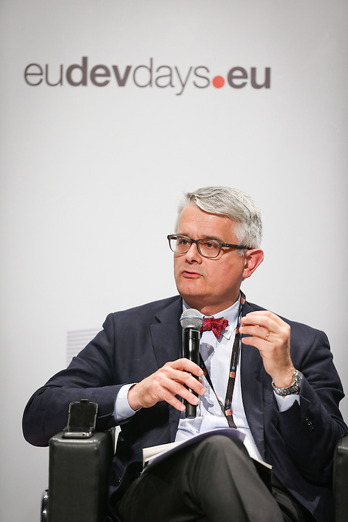 03 June 2015 - Belgium - Brussels - European Development Days - EDD - Urban - Sustainable cities - Good for the global North , but not the global South? - Philippe Orliange , Executive Director for Strategy , Partnership and Communication © European Union