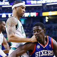 12-08 76ers at Celtics