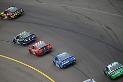 March 10, 2018 - Avondale, Arizona, United States of America - March 10, 2018 - Avondale, Arizona, USA: Ryan Truex (11) brings his car through the turns during the DC Solar 200 at ISM Raceway in Avondale, Arizona. (Credit Image: © Chris Owens Asp Inc/ASP via ZUMA Wire)