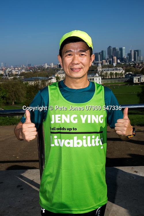 London Marathon 2018;<br /> Livability;<br /> London.<br /> 22nd April 2018.<br /> <br /> © Pete Jones<br /> pete@pjproductions.co.uk
