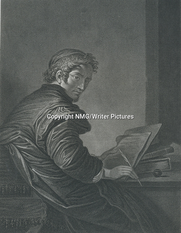 Salvator Rosa, Italian painter, poet, and printmaker <br /> <br /> Copyright NMG/Writer Pictures<br /> WORLD RIGHTS