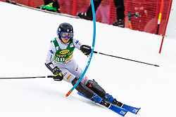DELLA MEA Lara of Italy competes during the 6th Ladies' Slalom at 55th Golden Fox - Maribor of Audi FIS Ski World Cup 2018/19, on February 2, 2019 in Pohorje, Maribor, Slovenia. Photo by Blaž Weindorfer / Sportida