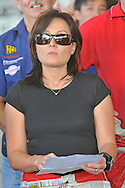 Sue Evans.Media Day/Shakedown.Red Devil Energy Drink Rally of Queensland.Nambour Showgrounds, Nambour, Sunshine Coast, Qld.8th of May 2009.(C) Joel Strickland Photographics.Use information: This image is intended for Editorial use only (e.g. news or commentary, print or electronic). Any commercial or promotional use requires additional clearance.