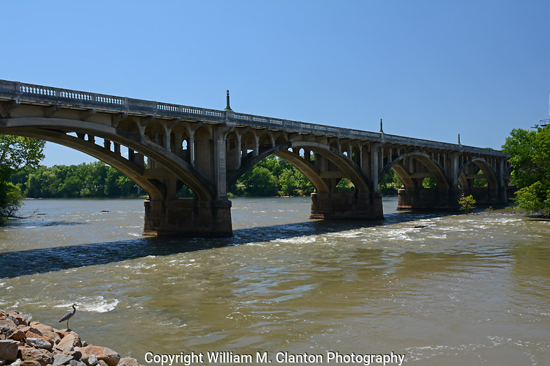 Gervais Street Bridge, Three Rivers , Columbia SC