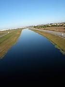 Canal along I-75