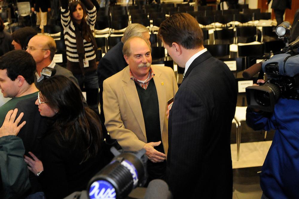 Miami Hurricanes Football - Al Golden Press Conference
