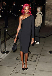 February 18, 2019 - London, United Kingdom - Leomie Anderson at the Naked Heart Foundation's Fabulous Fund Fair at the Roundhouse, Chalk Farm (Credit Image: © Keith Mayhew/SOPA Images via ZUMA Wire)