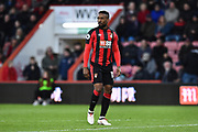 Jermain Defoe (18) of AFC Bournemouth during the Premier League match between Bournemouth and Tottenham Hotspur at the Vitality Stadium, Bournemouth, England on 11 March 2018. Picture by Graham Hunt.