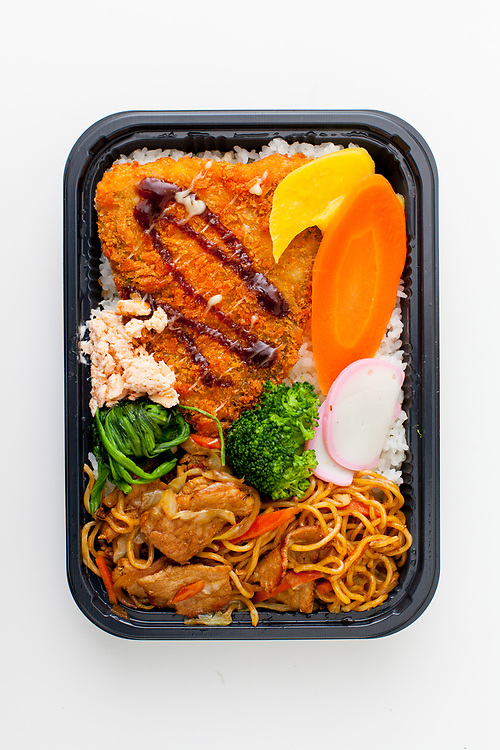 Fried Mackerel Bento from Ennju ($8.17)