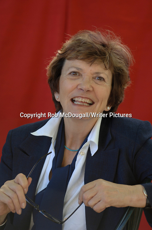Joan Bakewell<br /> <br /> Copyright Rob McDougall/Writer Pictures<br /> contact +44 (0)20 822 41564<br /> sales@writerpictures.com<br /> www.writerpictures.com