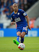 Leicester City's Gokhan Inler
