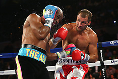 November 8, 2014: Sergey Kovalev vs Bernard Hopkins