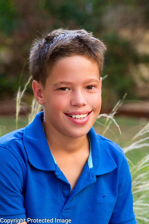 Bar Mitzvah boy, Modiin, Israel. Portrait Photography by Debbie Zimelman, Modiin Israel