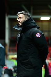 Bristol City head coach Lee Johnson  - Mandatory by-line: Dougie Allward/JMP - 22/02/2017 - FOOTBALL - Ashton Gate - Bristol, England - Bristol City v Fulham - Sky Bet Championship