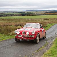 Car 11 Christian Crucifix Joseph Lambert Alfa Romeo Giulietta