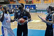 Hogue Dustin delusione, RED OCTOBER CANTU' vs DOLOMITI ENERGIA TRENTINO, 2°giornata Campionato Lega Basket Serie A 2018/2019, PalaDesio 14 ottobre 2018 - FOTO: Bertani/Ciamillo