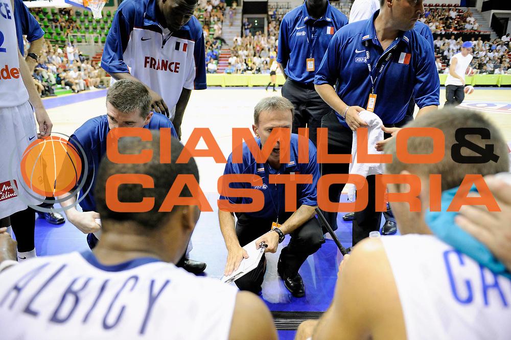 DESCRIZIONE : Tournoi Villeurbanne Preparation Championnat du monde France Cote d'Ivoire<br /> GIOCATORE : Collet Vincent<br /> SQUADRA : France<br /> EVENTO : France Basket Homme 2010<br /> GARA : France Cote d' Ivoire<br /> DATA : 22/08/2010<br /> CATEGORIA : Basketball Action Homme<br /> SPORT : Basketball<br /> AUTORE : JF Molliere FFBB par Agenzia Ciamillo-Castoria <br /> Galleria : France Basket Action Homme 2010 <br /> Fotonotizia : Tournoi Villeurbanne Preparation Championnat du monde France Cote D'Ivoire<br /> Predefinita :