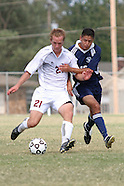 OC Men's Soccer vs College of the Southwest - 9/16/2006