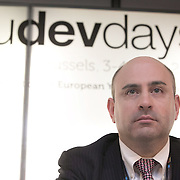 03 June 2015 - Belgium - Brussels - European Development Days - EDD - Migration - Shifting wealth , shifting migration flows - David Khoudour , Head of Migration and Skills Unit , Organisation for Economic Cooperation and Development (OECD) © European Union
