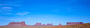 Monument Valley View, Arizona, USA, 1994
